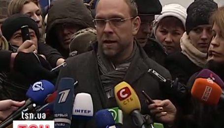 До Тимошенко викликали лікаря - вона у важкому стані