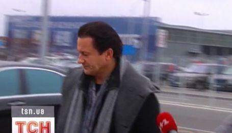 Олег Меньшиков прибыл в Киев со своей постановкой