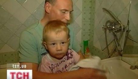 На Донетчине отец троих детей ушел в декретный отпуск