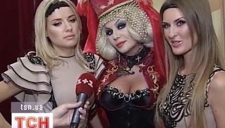 Звездные друзья: Ирина Билык и Ольга Горбачева