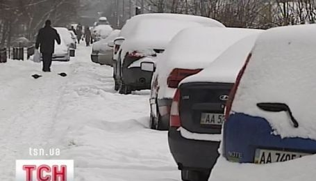 Крещенские морозы в Украине таки будут