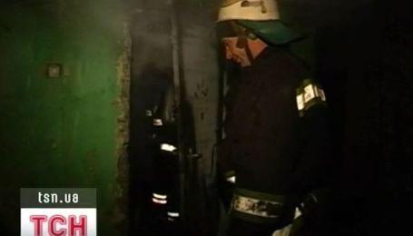 Два человека погибли в пожаре в Донецке
