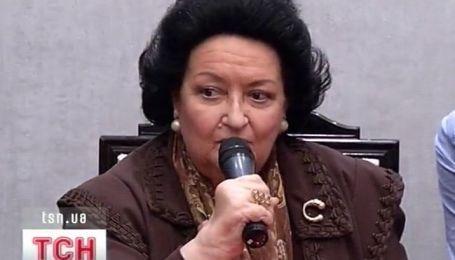 Монсеррат Кабалье снова в Киеве