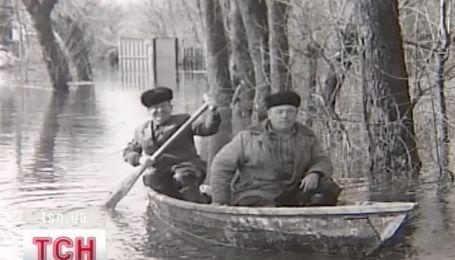 Украину не затопит