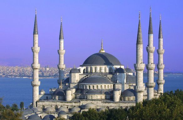 Картинки по запросу Блакитна Мечеть султана Ахмета.