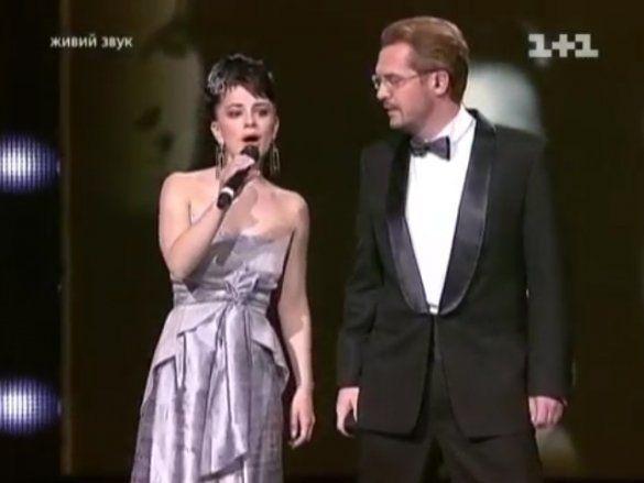 Олександр Пономарьов та Ірина Кулик