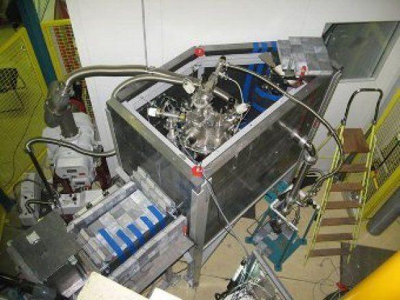 Установка для отримання ультрахолодних нейтронів