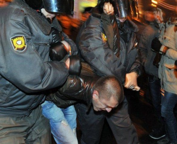 Акція протесту, Москва_1
