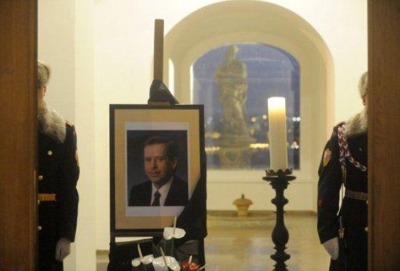 Вшанування пам'яті Вацлава Гавела_1