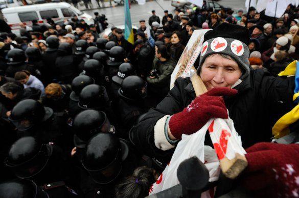 Мітинг на підтримку Тимошенко перед Апеляційним судом_12