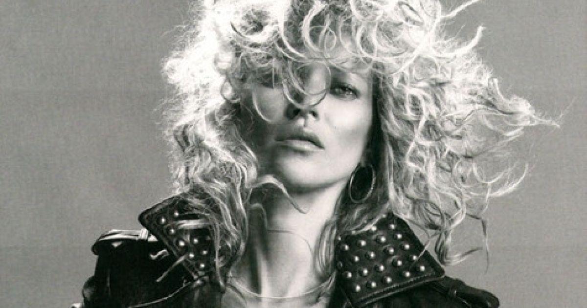 Кейт Мосс @ Vogue