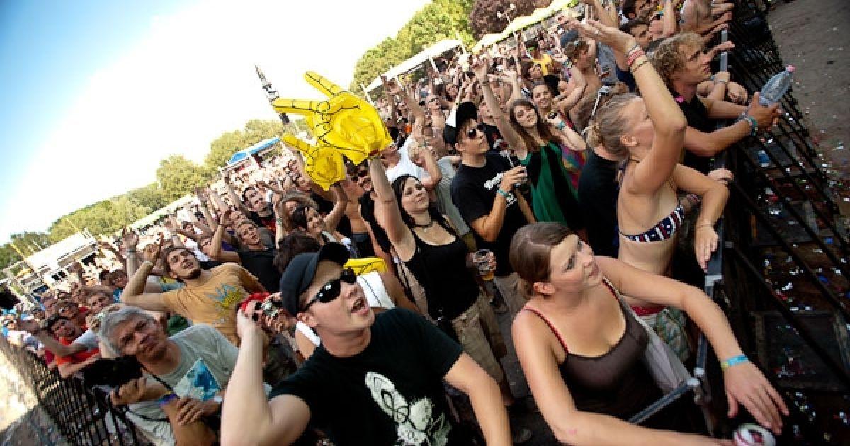 """Фестиваль """"Sziget-2010"""" у Будапешті @ sziget.hu"""