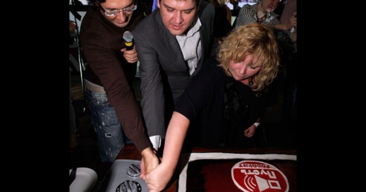 Андрій Малахов під час святкування 5-річчя своєї програми @ LifeShowbiz
