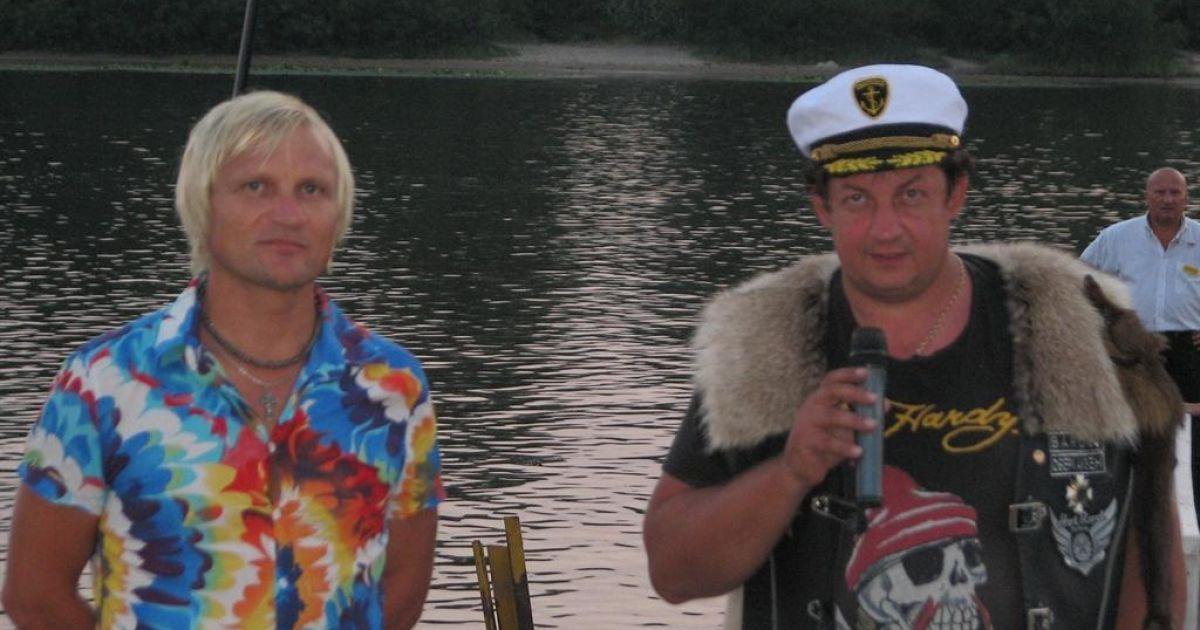 Олег Скрипка и Барон Оберхаузен @ NEWSmusic.com