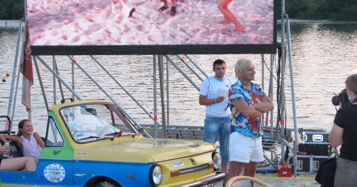 """Олег Скрипка продал """"Запорожец"""" за 20 тысяч @ NEWSmusic.com"""