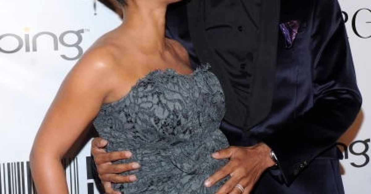 Алиша Кис с мужем @ Getty Images/Fotobank