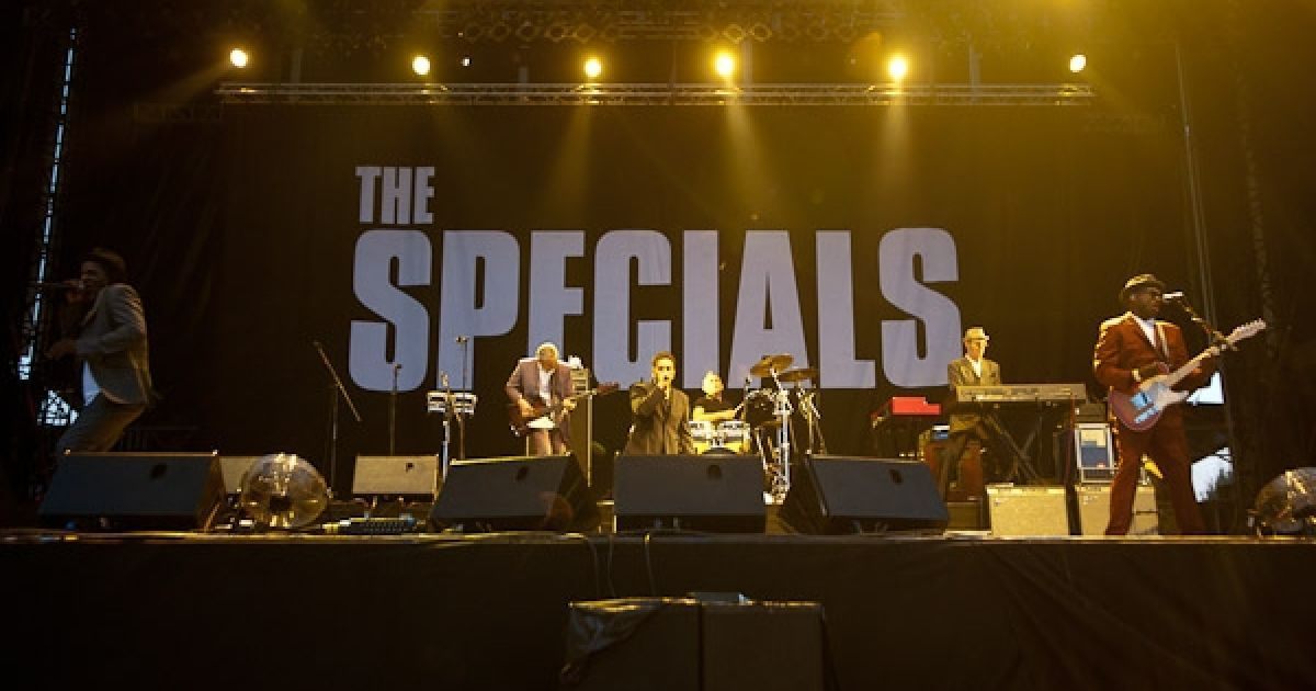 Ска-монстри The Specials @ sziget.hu