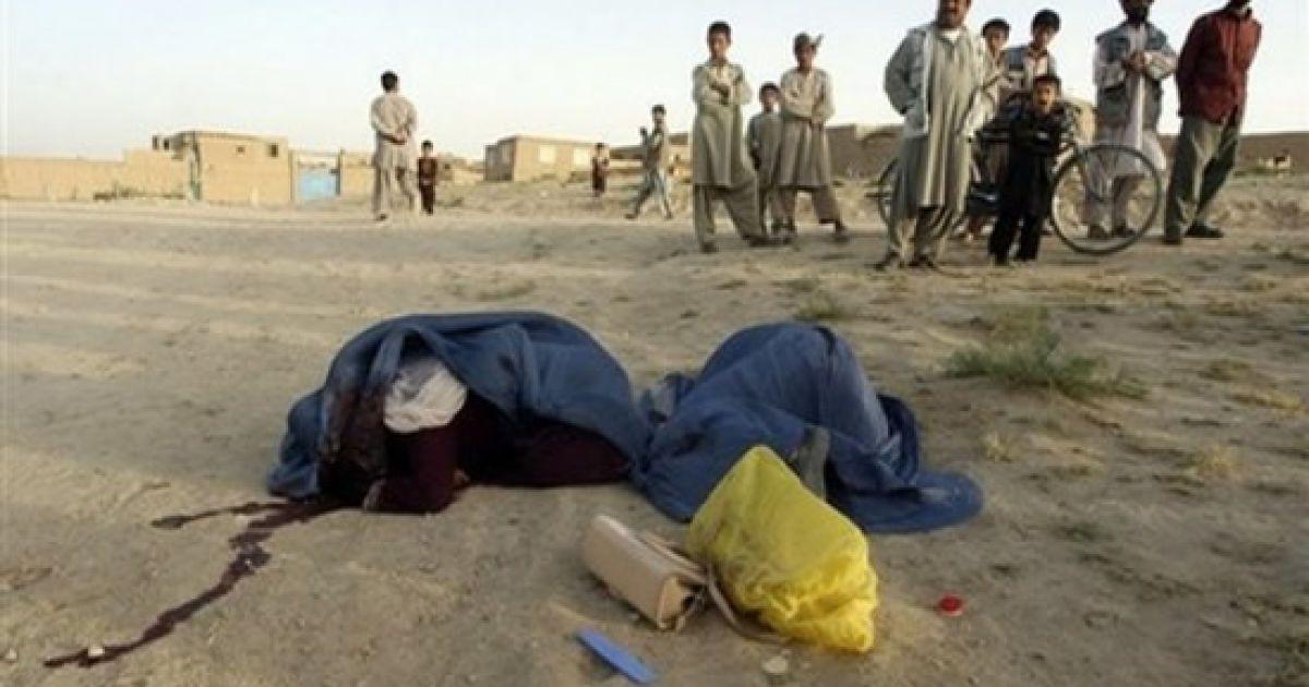 по законам шариата убивают проституток