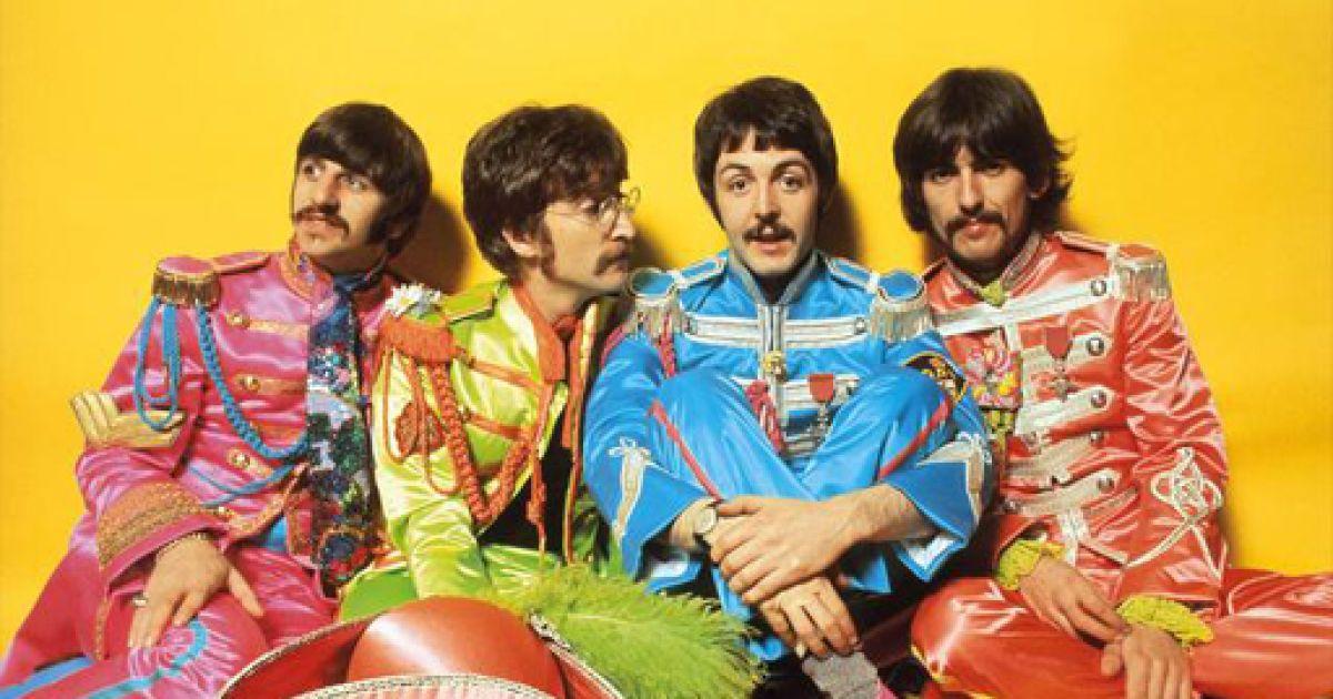 The Beatles @ CBS