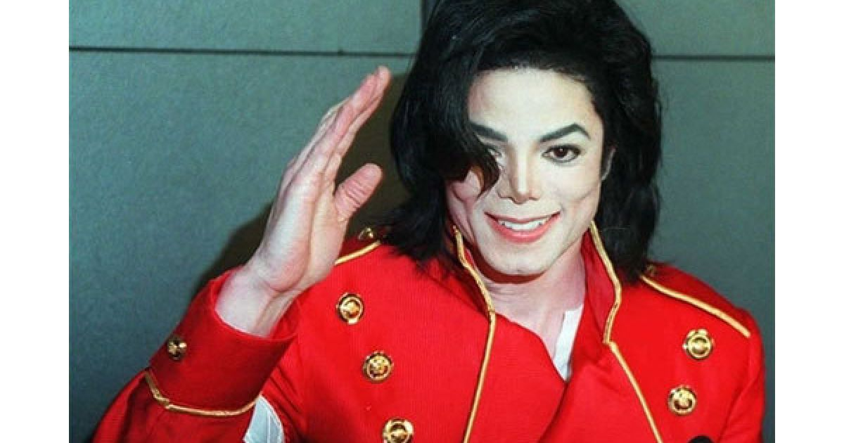 Майкл Джексон @ AFP