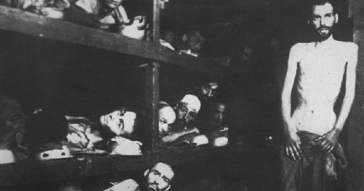 prisoner treatment in different concentration camps during holocaust These were initially concentration camps due to they developed a range of different types of camps jewish and non-jewish concentration camp prisoners were.