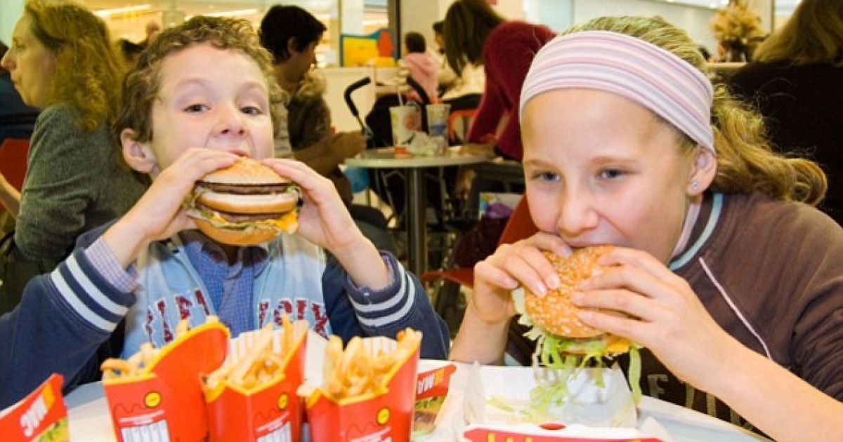food advertising and child obesity Fast-food restaurant advertising on television and its influence on childhood obesity shin-yi chou, lehigh university and national bureau of economic research.