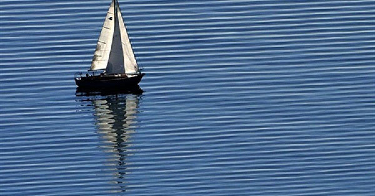 Швейцарія, Каллі. Корабель на березі Женевського озера. @ AFP