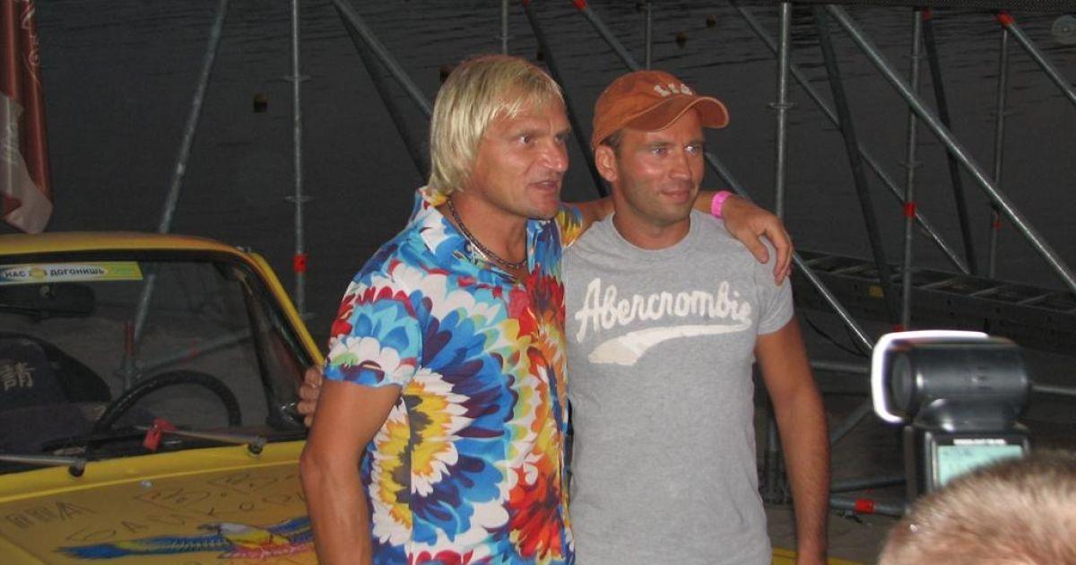 Олег Скрипка и Руслан Олексенко @ NEWSmusic.com
