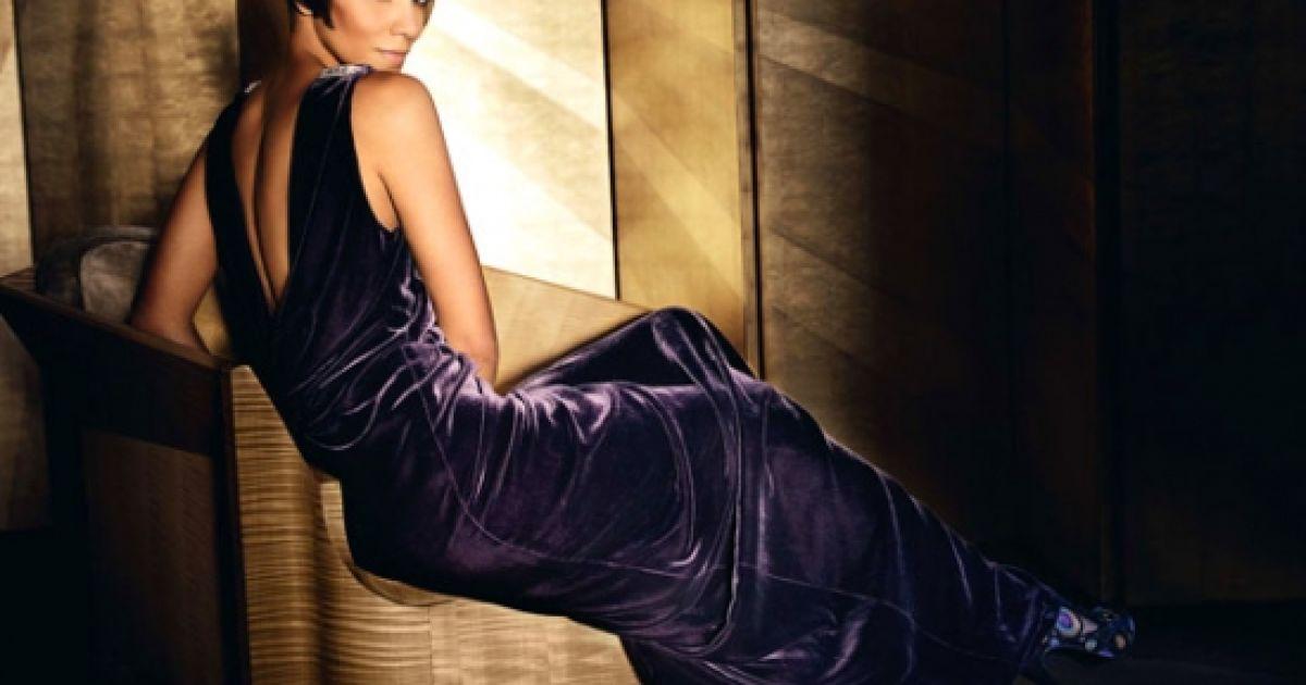 Фатальна фотосесія Холлі Беррі для Vogue @ Vogue
