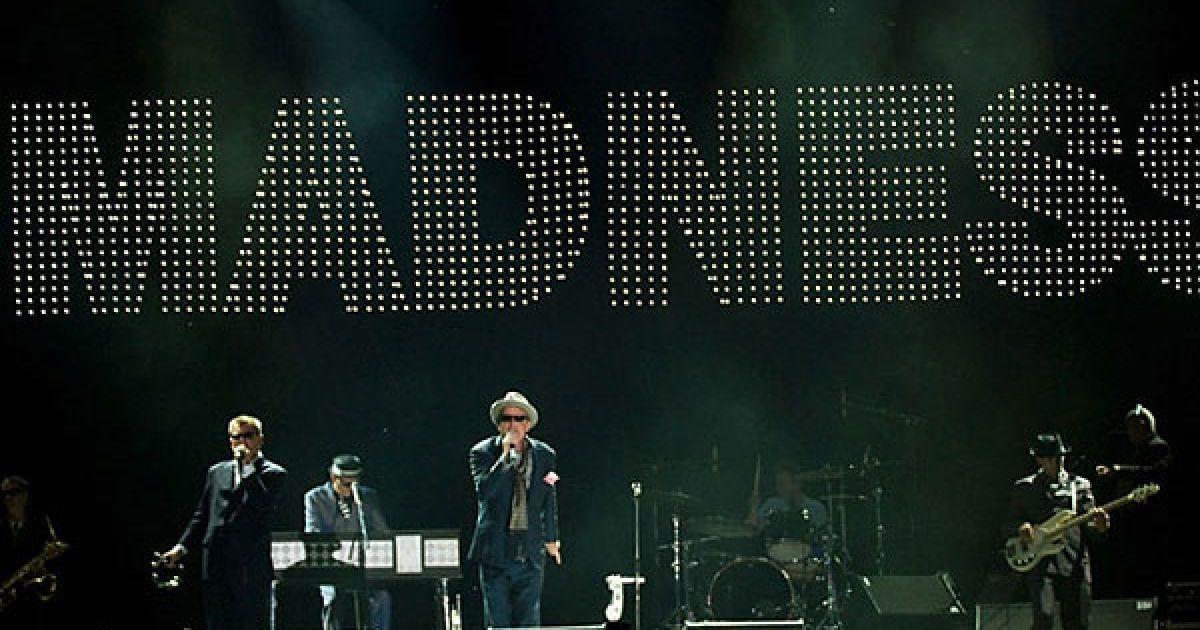 Гурт Madness є одним з батьків другої хвилі британського СКА @ sziget.hu