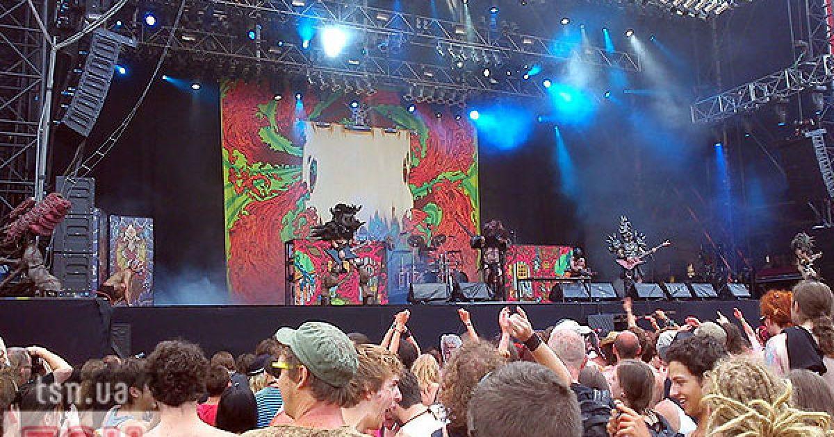 """У Будапешті на острові Обудай проходить музичний фестиваль """"Sziget-2010"""" @ ТСН.ua"""