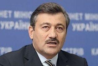 Соратник Януковича упал с квадроцикла и повредил себе голову