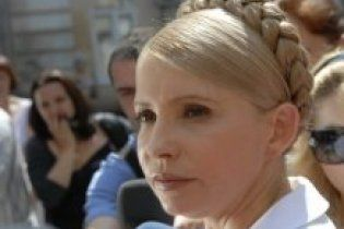 Аудиторы Тимошенко признали ее невиновной