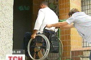 Инвалид в суде воюет против псевдопандусов