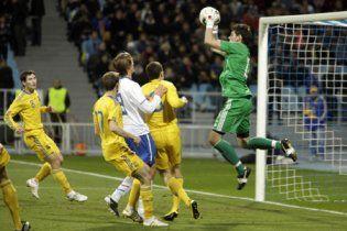 Футболисты сборной Украины играют не за деньги, а за Украину