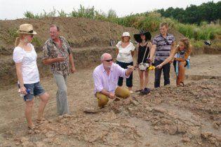 На Черкащині розкопали трипільський мегаполіс