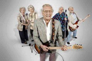 Німецькі пенсіонери створили рок-групу