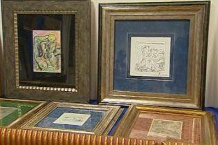 У Португалії конфіскована найбільша колекція картин-підробок