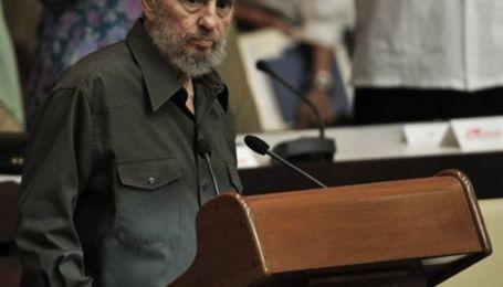 Фиделю Кастро исполнилось 84 года