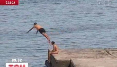 Одесскому заливу грозит экологическое бедствие