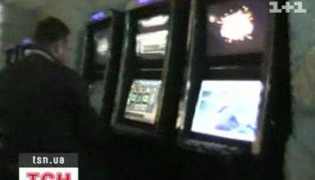 Безстрокову війну гральним автоматам оголосили у Києві