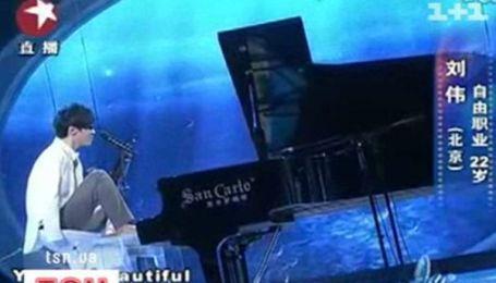 Пианист без рук