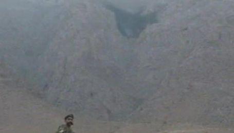 На окраине Кабула разбился военный самолет