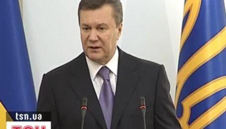 Янукович обрадовался, что в Украине выросли зарплаты