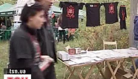 """В Киеве состоялся фестиваль """"Рок Сечь"""""""