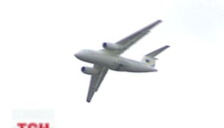 Українській владі - українські літаки