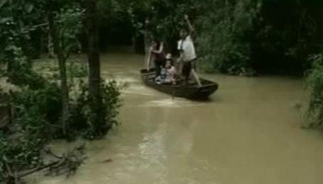 44 человека погибли во Вьетнаме от наводнения
