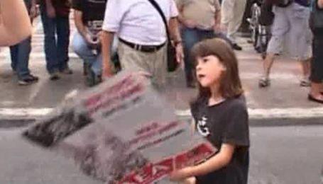 В Греции забастовщиков будут сажать в тюрьму