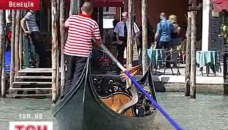 Про рух на воді у Венеції