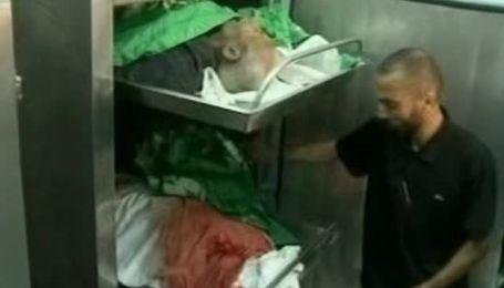Израильские танки обстреляли палестинцев в Секторе Газа